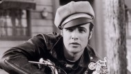 "Cool in den Fifties: Marlon Brando mit Triumph in ""Der Wilde"""