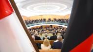 Hessischer Landtag: Hier sollen die Abgeordneten bald mehr Geld erhalten.