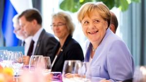 """Merkel will """"nicht über Verbote und Gebote"""" arbeiten"""