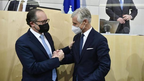 Neue österreichische Regierung will Vertrauen zurückgewinnen