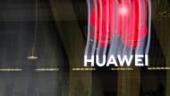 Scheidet in der CDU seit Monaten die Geister: Der chinesische Technologie-Konzern Huawei