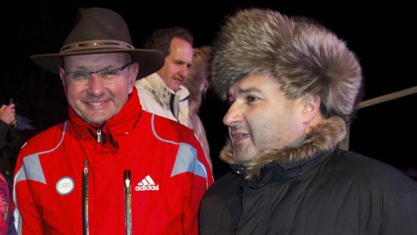 Russischer Bob-Präsident verhaftet