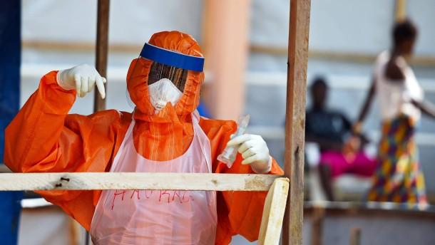 Liberia beendet Ebola-Notstand