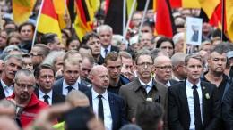 AfD will in Brandenburg stärkste Kraft werden