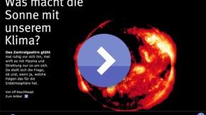 Bild / an Quelle / Was macht die Sonne mit unserem Klima?