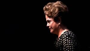 Präsidentin Rousseff vor dem Aus
