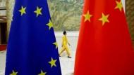 EU und China sind sich grundsätzlich einig über das Investitionsabkommen