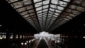 Generalstreik in Frankreich betrifft auch deutsche Reisende