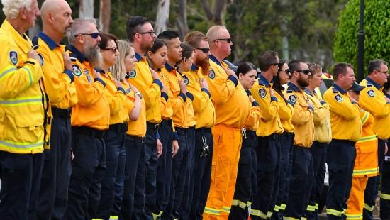 Feuerwehr trauert um ihren Kollegen