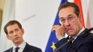 Österreichs Vizekanzler Heinz-Christian Strache musste nach dem Video-Skandal seinen Posten räumen.