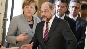 Union und SPD vor Einigung beim Familiennachzug?