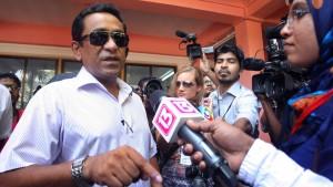 Autokraten-Bruder Yameen gewinnt Wahl