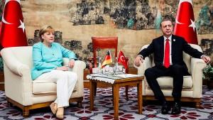 Merkel rechnet mit Aufhebung des Besuchsverbots für Incirlik