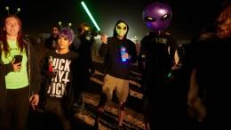 Ansturm auf Area 51 wird zur Party