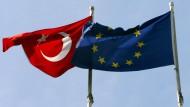 Ziemlich zerrüttetes Verhältnis: Europa und die Türkei