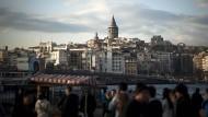 Die Wirtschaft floriert weiter: In Istanbul wird weiter viel investiert.