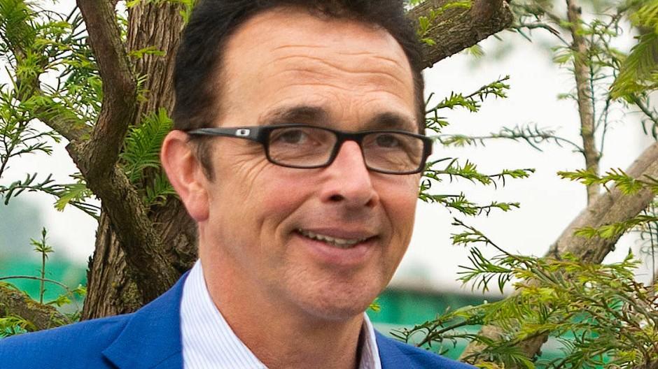 Der Bürgermeister von Kamp-Lintfort, Christoph Landscheidt, auf einer Aufnahme vom vergangenen Juni
