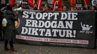 Proteste gegen Festnahmen kurdischer Politiker