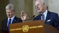 UN-Team soll Beweise für Kriegsverbrechen sammeln