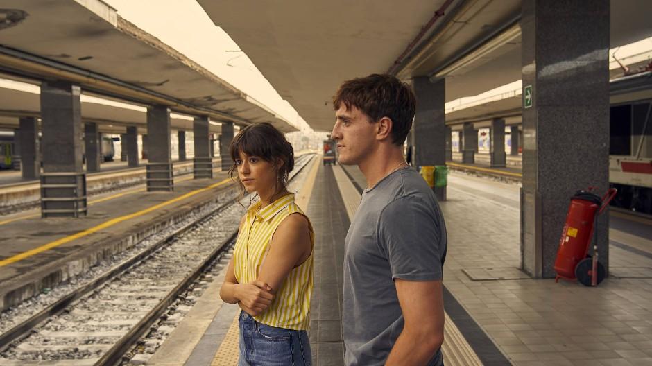 Machen sich das Leben auch nicht gerade einfach: Connell (Paul Mescal) und Marianne (Daisy Edgar-Jones) als Normal People