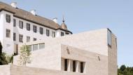 """Der Neubau des Sauerland-Museums von """"Bez + Kock"""" in Arnsberg"""