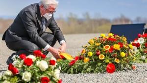 """""""Buchenwald steht für Rassenwahn und Vernichtung"""""""