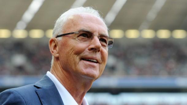 Post für Beckenbauer
