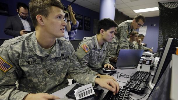 Wer baut dem Pentagon eine Cloud?