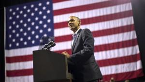 Was steht für Obama auf dem Spiel?