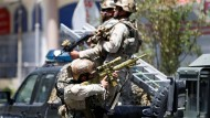 Anschlag auf irakische Botschaft in Kabul