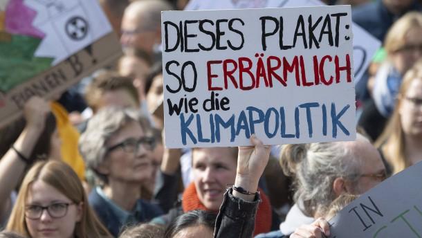 Wissenschaftler kritisieren deutsches Klimapaket