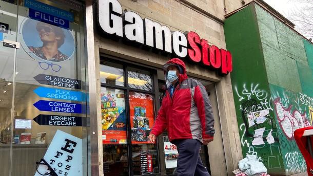 Verdacht auf Marktmanipulation bei Gamestop