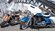 f661c0ac-2293-11ec-80db-ede8473eb63a - Reportage Harley-Davidson Electra Glide 2021 und das Original von 1969 - Feature, Zeitreise, Fahrbericht