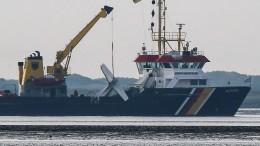 Pilot stirbt beim Absturz eines Kleinflugzeugs vor Norderney