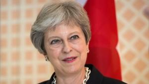 Hälfte der Briten will neue Abstimmung zu Brexit