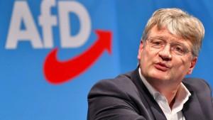Meuthen erhielt Wahlkampfhilfe im Wert von rund 90.000 Euro