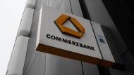 Aktienkurs der Commerzbank bricht ein