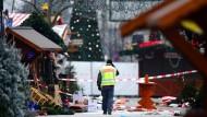 IS reklamiert Anschlag auf Weihnachtsmarkt für sich