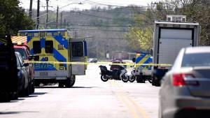 Serie von Paketbomben-Anschlägen in Austin