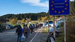 Deutschland bietet den meisten Flüchtlingen Schutz