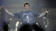 Justin Bieber ist gerade auf Spanientour.