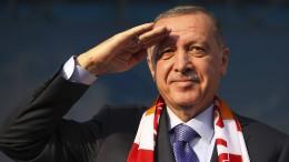 Erdogans lange Wunschliste