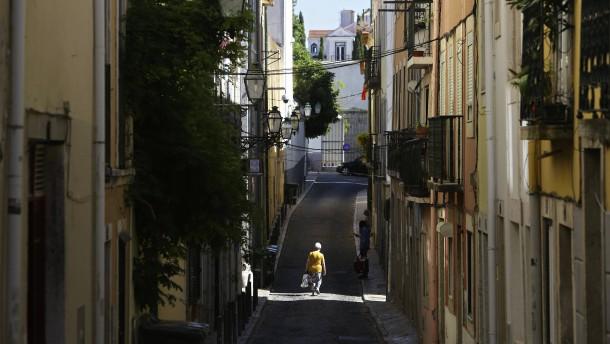 Neue Ausgangssperre in Portugal