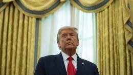 Trump will vor Gericht neue Abstimmung in Georgia erreichen
