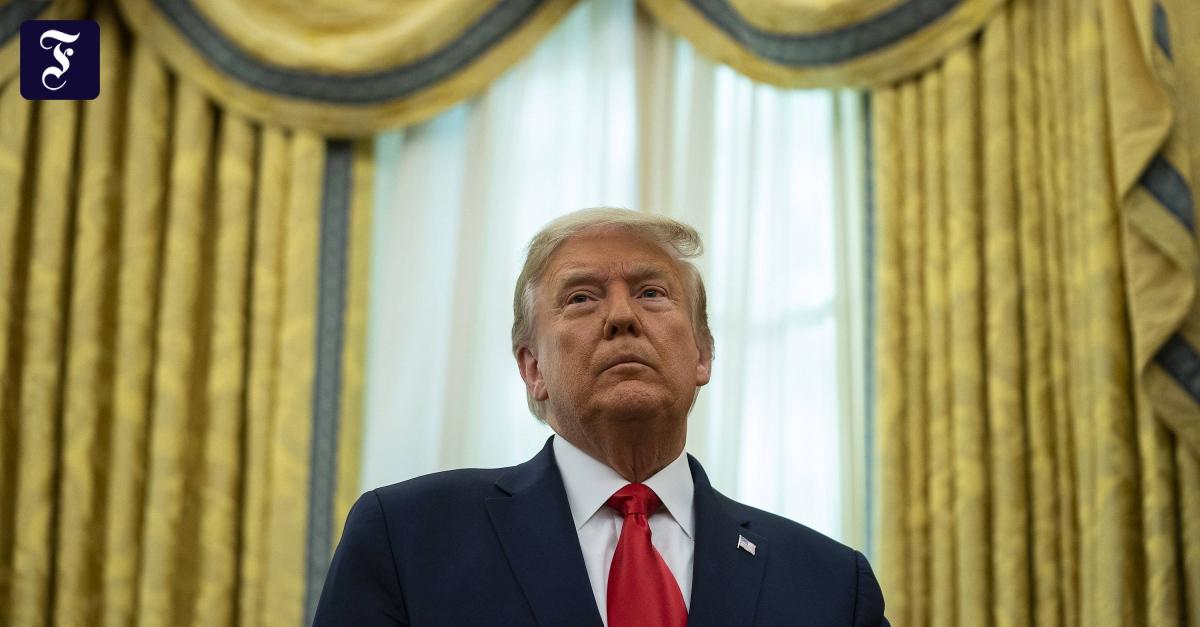 Trump will vor Gericht neue Abstimmung in Georgia...
