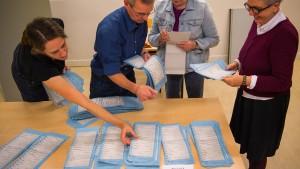 Niederlande verzichten bei Wahl auf Computer