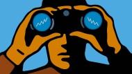 Auf der Suche nach der richtigen Anlage: Besitzer von Indexfonds sollten nicht zu voreilig verkaufen