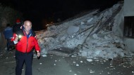Zwei Verletzte bei Erdbeben in Mittelitalien
