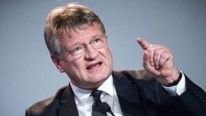 Meuthen kritisiert Scholz und Baerbock