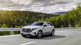 Daimler will Tesla mit dem EQC in Amerika Konkurrenz machen
